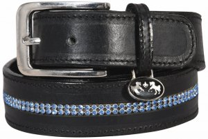 Equine Couture Double Row Bling Belt