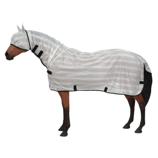 Tough-1 Contour Poly Fly Sheet w/Neck Cover