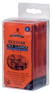 CDM BELVOIR TACK CLEANER WIPES 15 COUNT