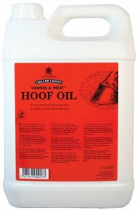 CDM VANNER AND PREST HOOF OIL 5L