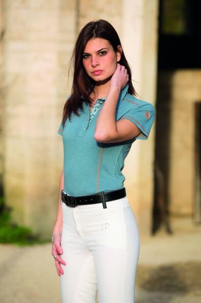 AA Platinum Elisa Bamboo Polo Shirt