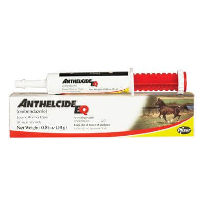 Anthelcide® EQ Paste Tube