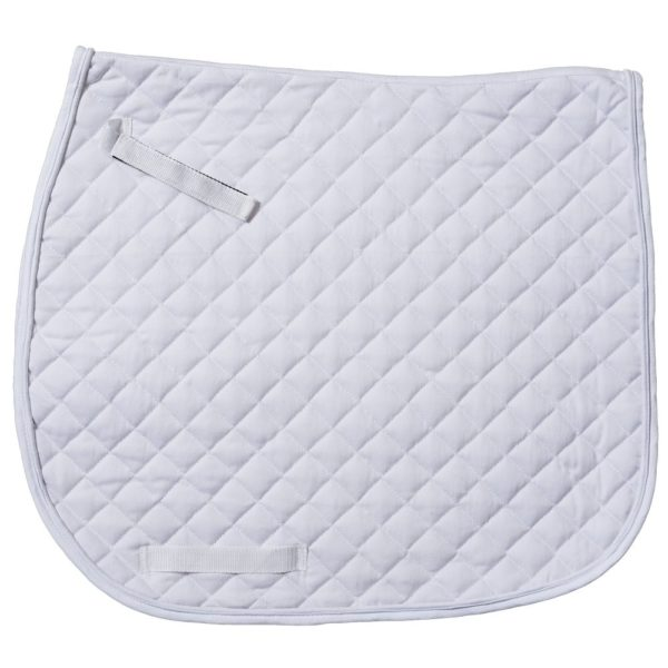 Ap Quilted Dressage Saddle Pad