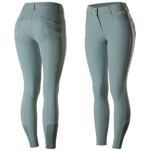 B Vertigo Olivia Knee Patch Breeches MRB