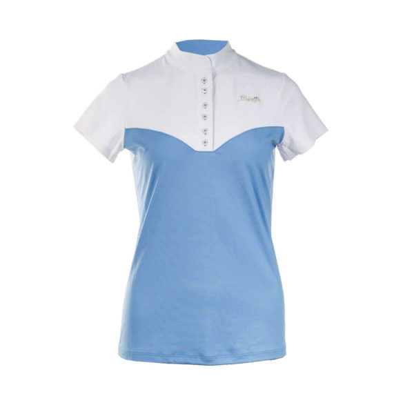 BVertigo Alessie Competition Shirt Provence Blue
