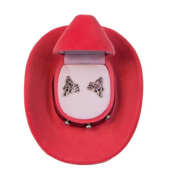 Barrel Racer Earrings