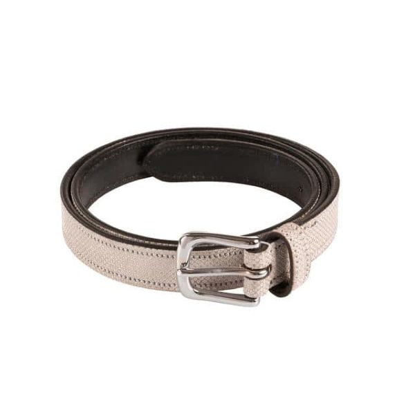 Bling Belt Silver