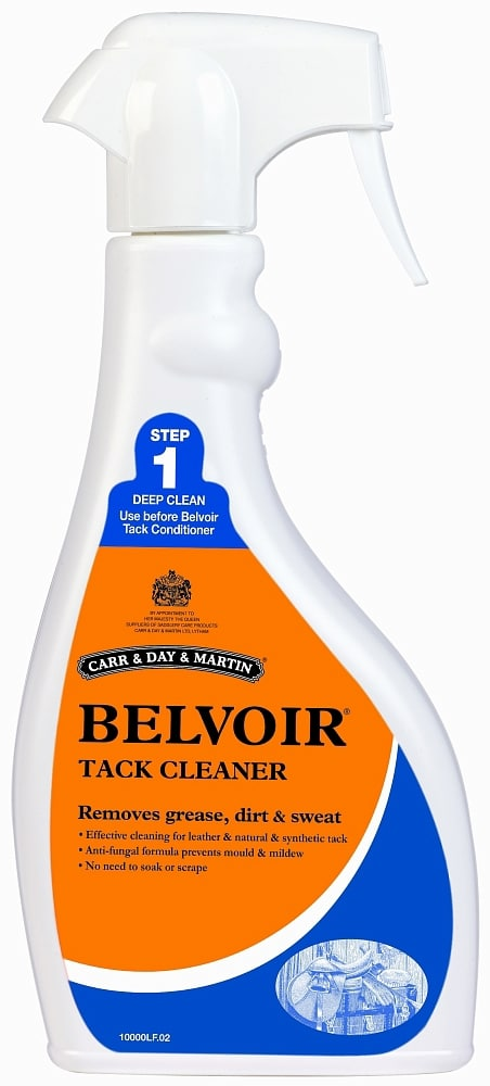 Carr and Day and Martin Horse Belvoir Tack Cleaner Spray