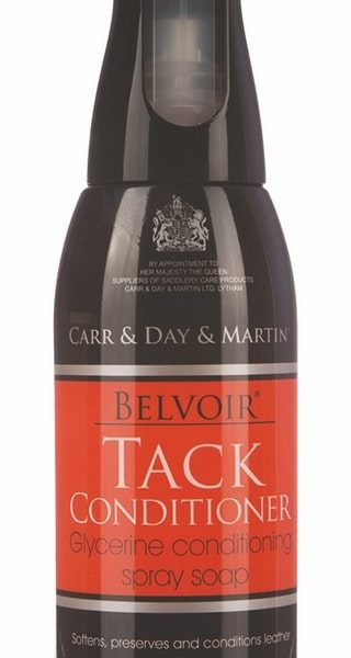 Carr and Day and Martin Horse Belvoir Tack Conditioning