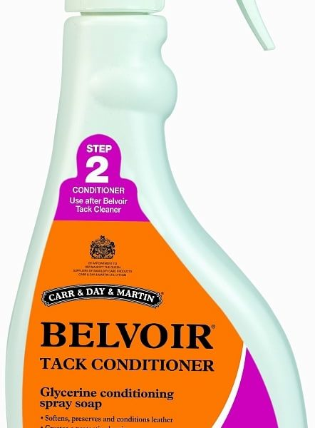 Carr and Day and Martin Horse Belvoir Tack Conditioning Spray