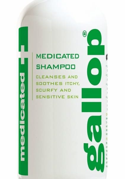 Carr and Day and Martin Horse Gallop Medicated Shampoo