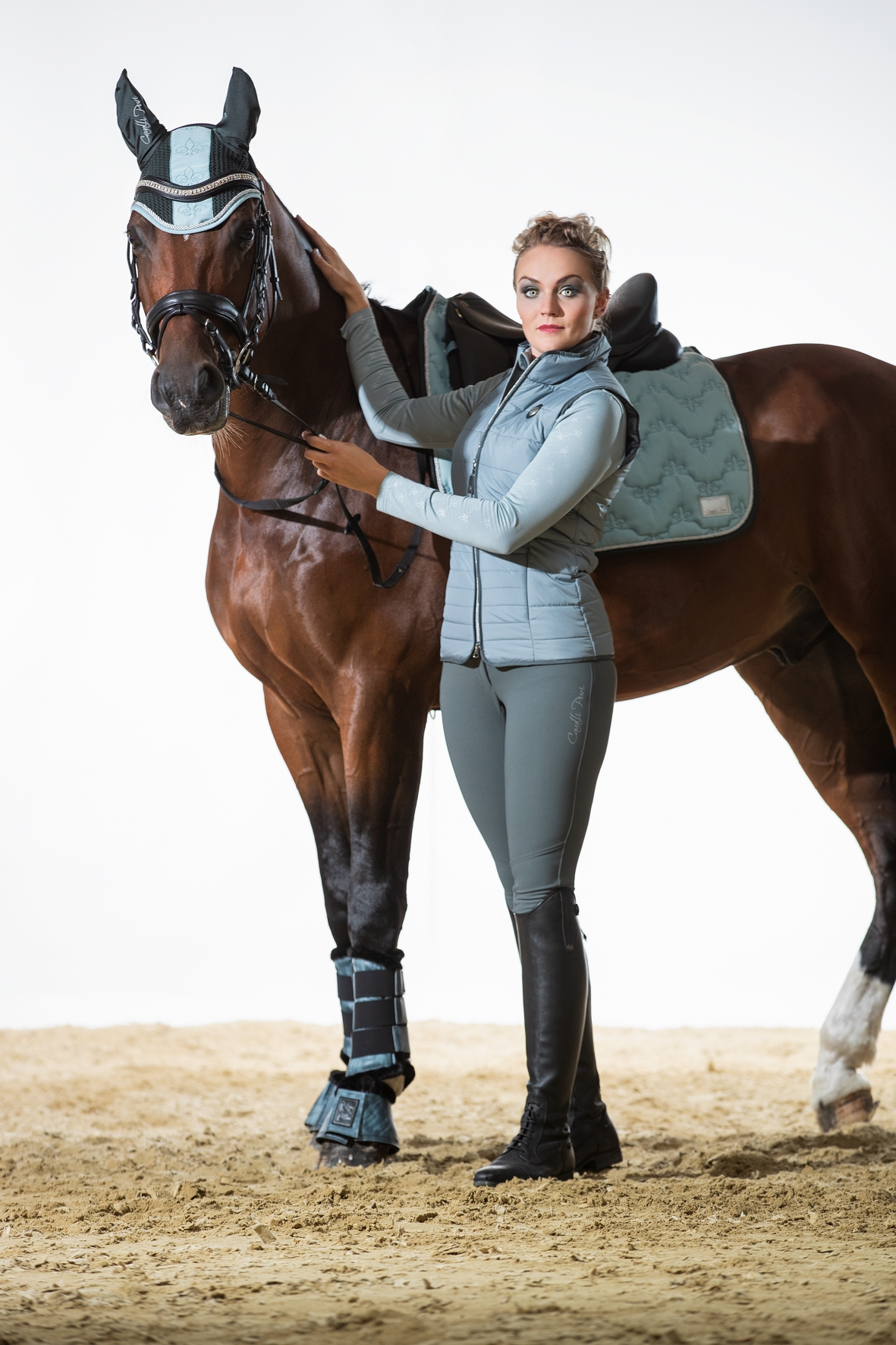 Cavalli Puri Breeze Saddle Pad The Connected Rider
