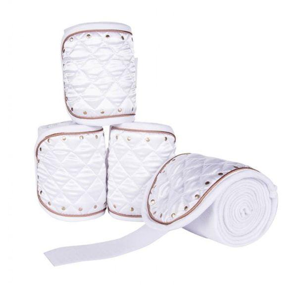 Cavallino Marino Polar Fleece Polo Wraps Siena Set Of 4