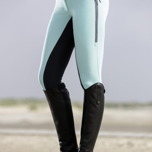 Cavallino Marino Riding Breeches Rimini Pam Sporty 34 Alos Seat