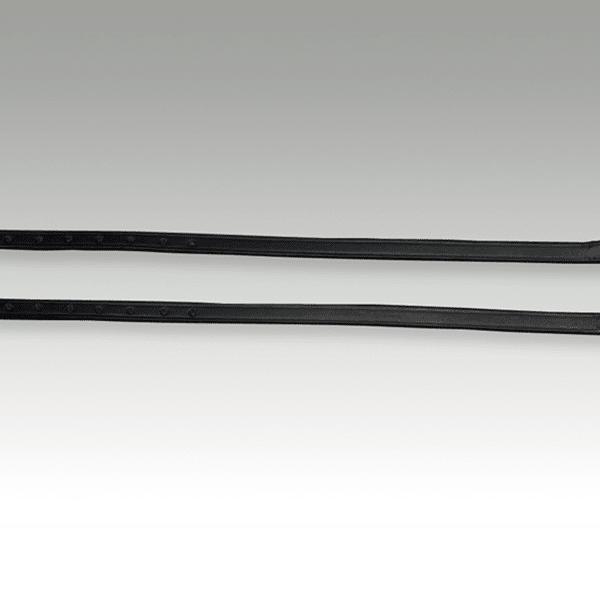 Chetak Leather Spur Straps, Sold Per 5 Sets