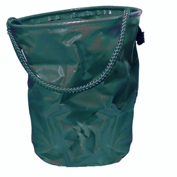 Collapsible Water Bucket Green