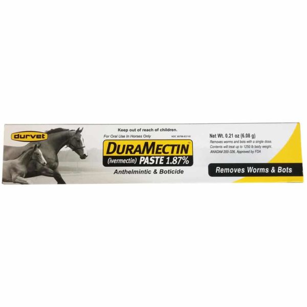 Durmectrin Paste Wormer