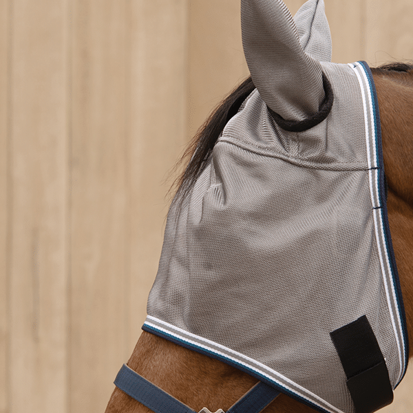 Equi-Sky Fly Mask With Ears