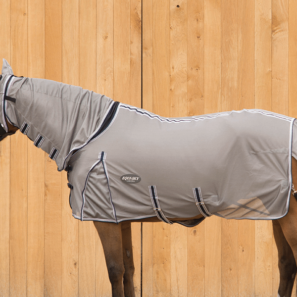 Equi-Sky Full Cover Mesh Flysheet With Fly Mask