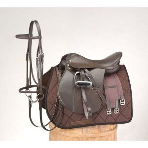 EquiRoyal Event Winner Saddle Package