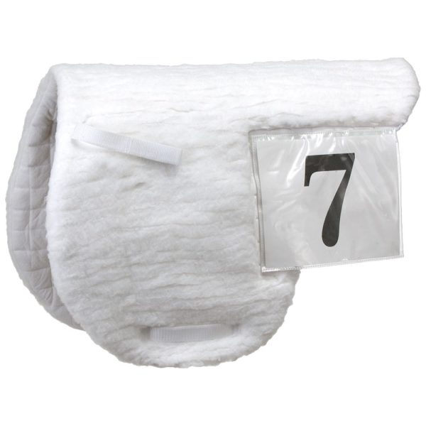 EquiRoyal Fleece Number Pad