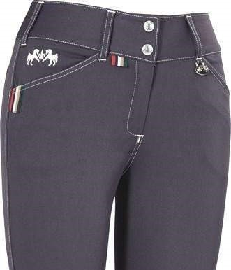 Equine Couture Brinley Breeches Knee Patch