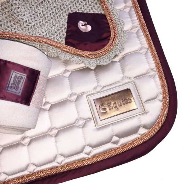 Equito Saddle Pad Champagne