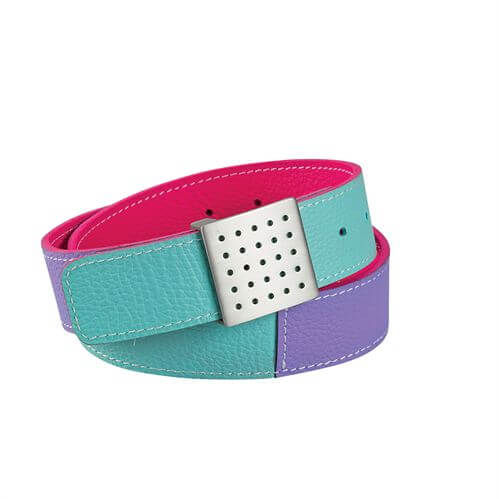 Fits Triple Threat Belt Coral/AquaMarine/Lilac