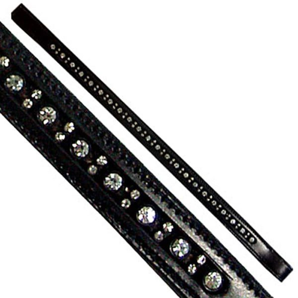 Fancy Two Size Crystal Brow Band