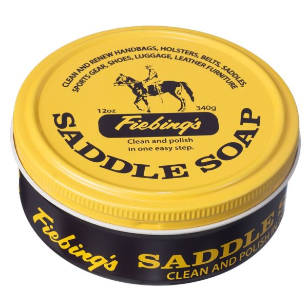 Fiebings Saddle Soap Paste
