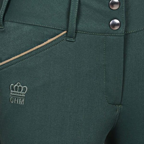 George Morris Add Back Knee Patch Breeches