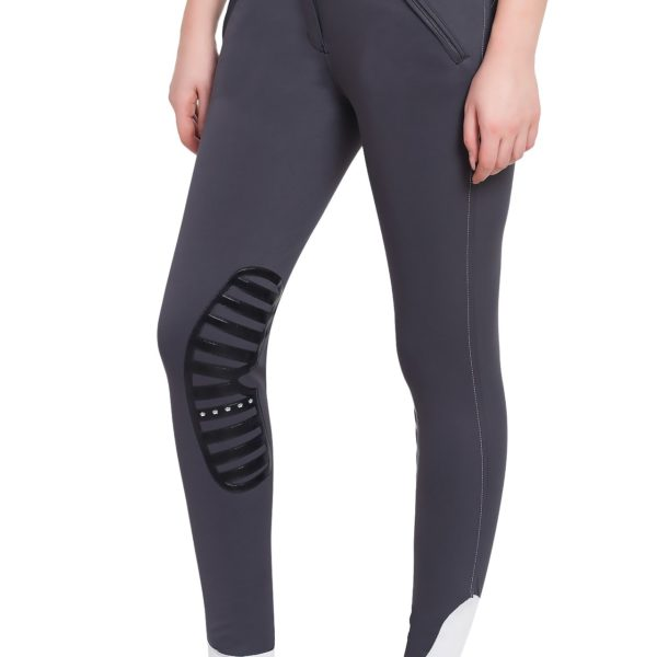 George Morris Derby Knee Patch Breeches