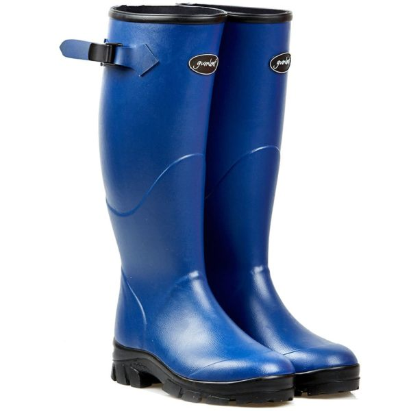 Gumleaf Norse Welly Boot | Blue Blue Female 6