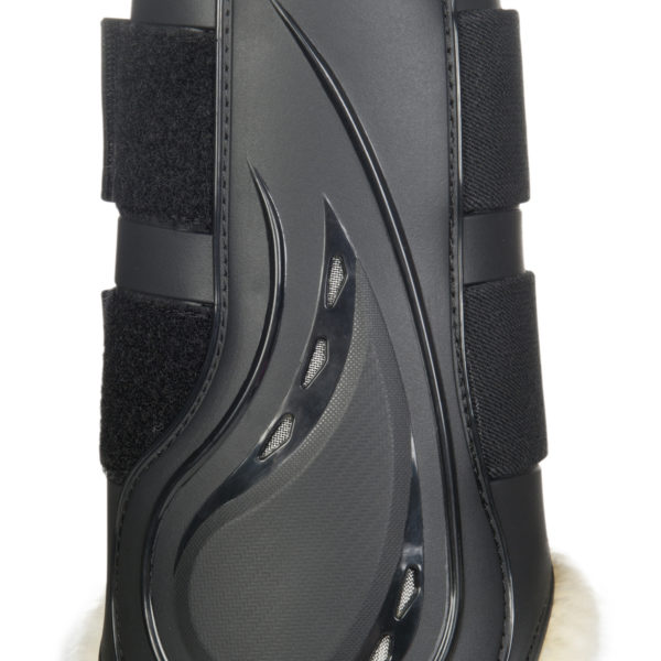 HKM Dressage Protection Boots Comfort Shock Protect