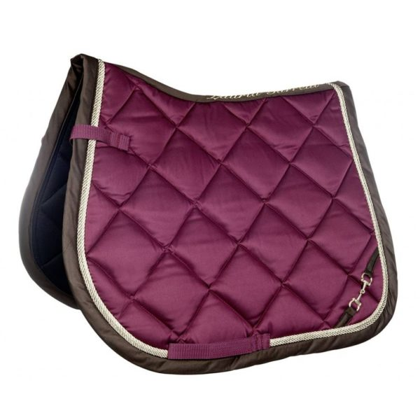 Lauria Garrelli Saddle Pad Golden Gate Bit