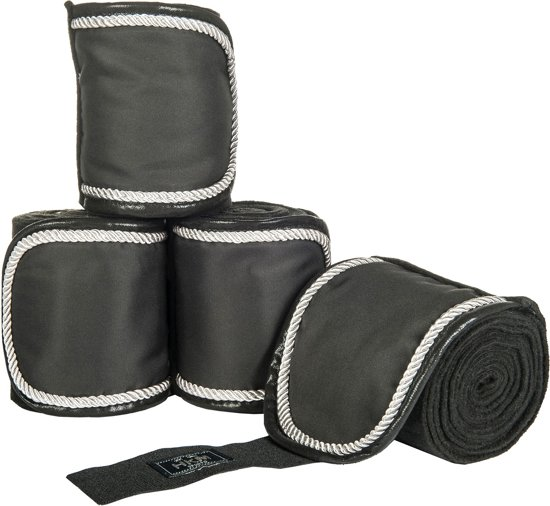 HKM PREMIUM POLO WRAPS BLACK