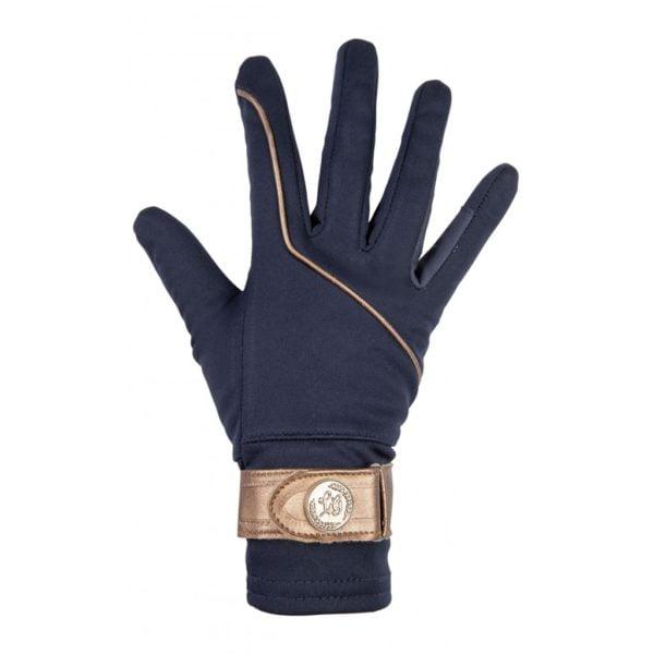 HKM Riding Gloves Moena