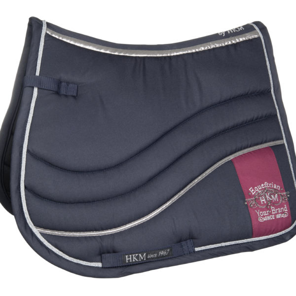 HKM Saddle Pad 50 Years Edition