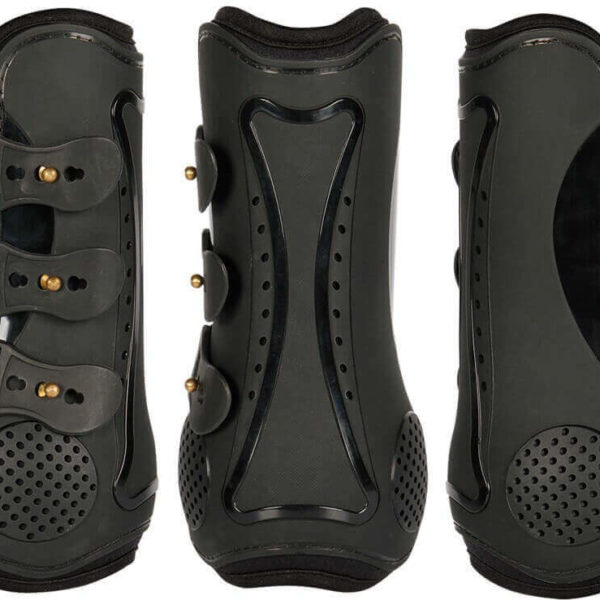 Harrys Horse Elite R Air Protection Boots Black