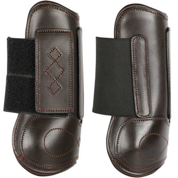 Harrys Horse Hickstead Leather Tendon Boots