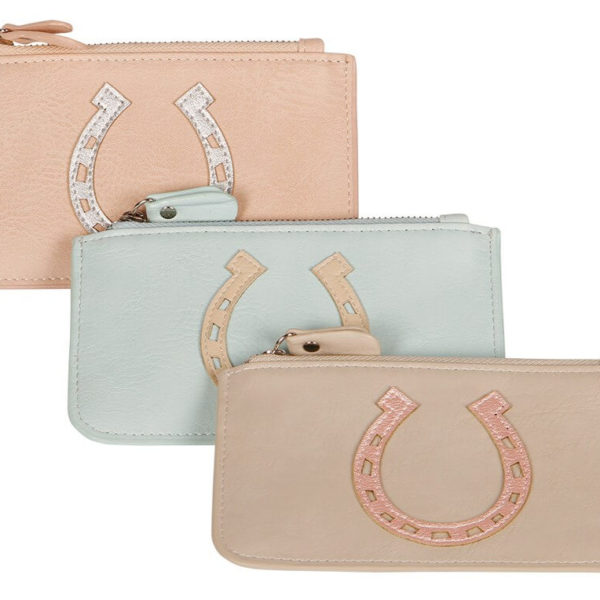 Harrys Horse Lucky Horseshoe Wallet