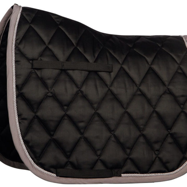 Harrys Horse Luxury Dressage Pad Black