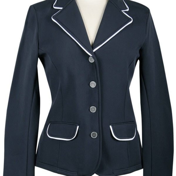 Harrys Horse Soft Shell Show Jacket St. Tropez II Navy