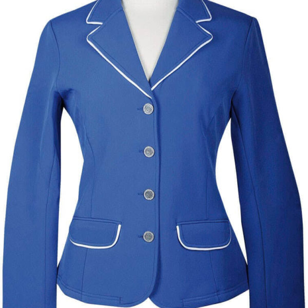 Harrys Horse Soft Shell Show Jacket St. Tropez II Royal Blue