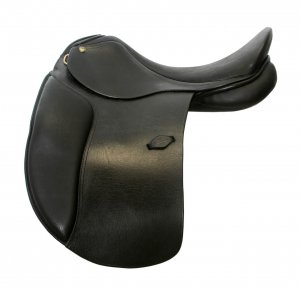 Henri De Rivel (HDR) Pro Buffalo Dressage Saddle