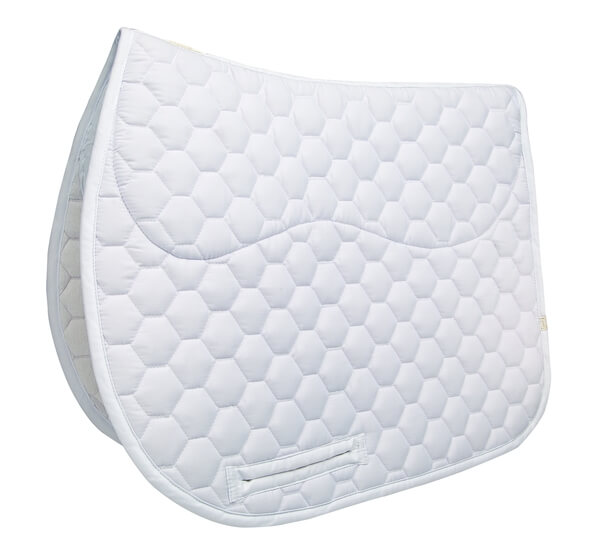 Lettia Hex Saddle Pad
