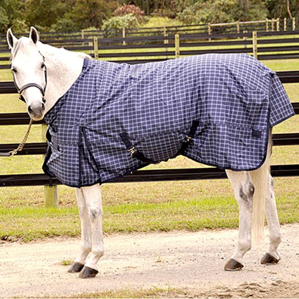 High Spirit Southern Frost 1200D Turnout Blanket 86""