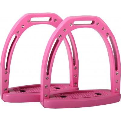 Horka Stirrup Pink