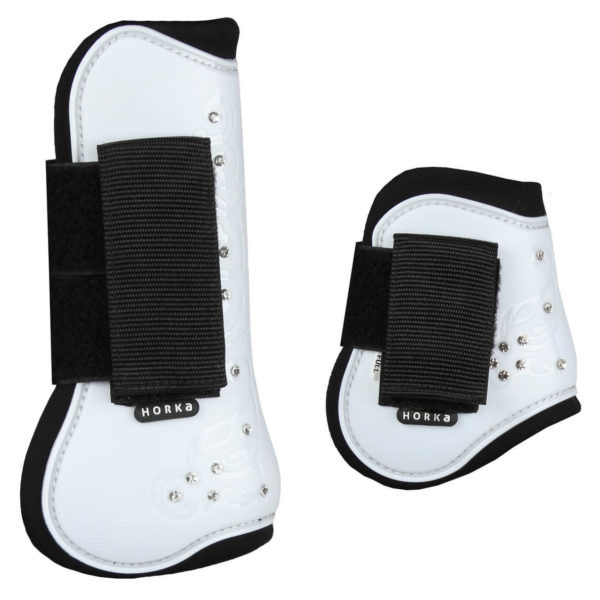 Horka Royal Crystal Tendon Boot Set of Four