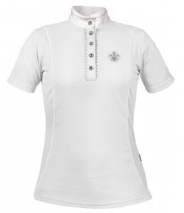 Horka TopStar Competition Shirt White